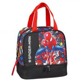 Bolsa Portameriendas Spiderman Super Hero Marvel