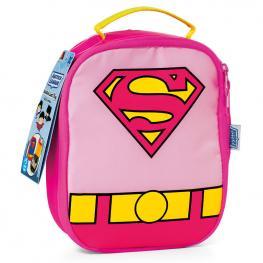 Bolsa Portameriendas Supergirl Termica