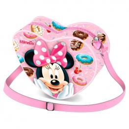 Bolso Bandolera Corazon Minnie Sweet Disney