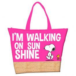 Bolso Playa Snoopy Summer