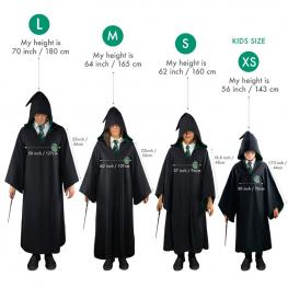 Tunica Slytherin Harry Potter
