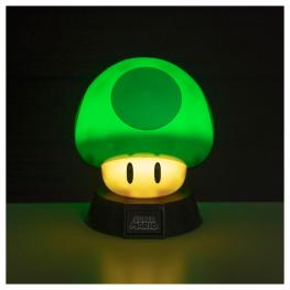 Mini Lampara 1Up Icon Nintendo