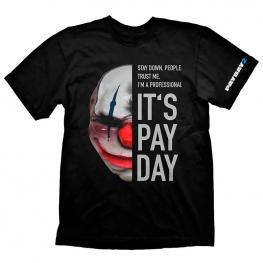 Camiseta Chains Mask Payday 2