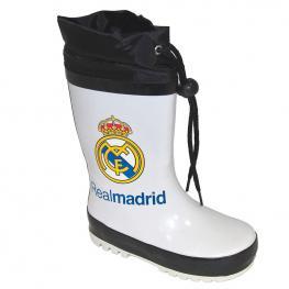Botas Agua Real Madrid Cierre Ajustado