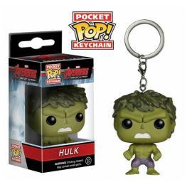 Llavero Pocket Pop Hulk Vengadores Avengers Age Of Ultron