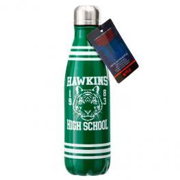 Botella Metal Hawkins High School Stranger Things