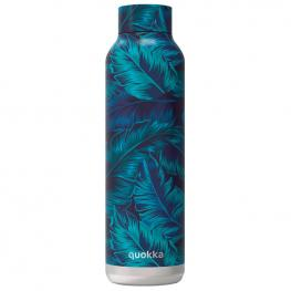 Botella Solid Palm Leaves Quokka 630Ml
