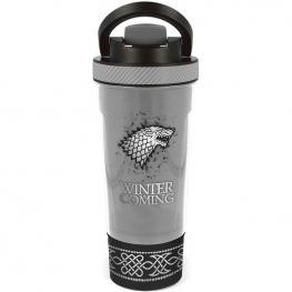 Botella Stark Juego de Tronos Shaker 850Ml