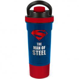 Botella Superman Dc Shaker