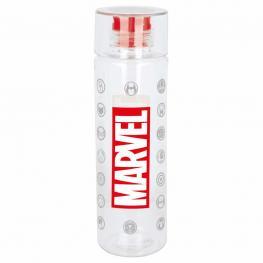 Botella Tritan Marvel Boquilla Silicona