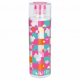 Botella Tritan Minnie Disney Boquilla Silicona