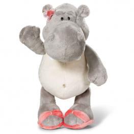 Peluche Hipopotamo Summer Nici Soft 25Cm