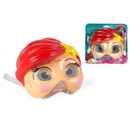 Gafas Bucear Princesa Ariel Disney Mascara