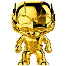 Figura Pop Marvel Studios 10 Ant Man Gold Chrome