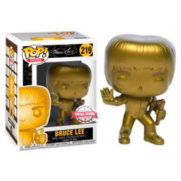 Figura Pop Game Of Death Bruce Lee Gold Exclusive