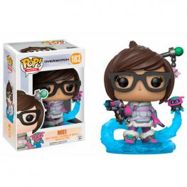 Figura Pop Overwatch Mei Snowball Colour Exclusive