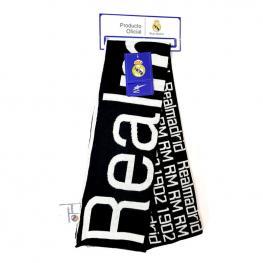 Bufanda Fan Real Madrid Doble