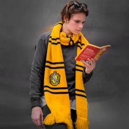 Bufanda Hufflepuff Harry Potter