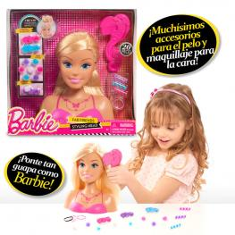 Busto Barbie Styling Head