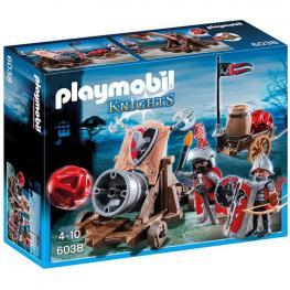 Caballeros Halcon Cañon Playmobil Knights