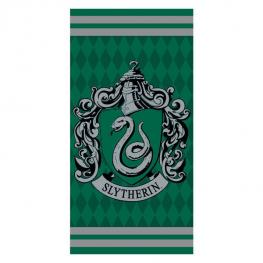 Toalla Slytherin Harry Potter Algodon
