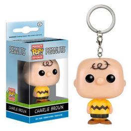 Llavero Pocket Pop Charlie Brown Snoopy