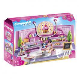 Cafeteria Cupcake Playmobil City Life