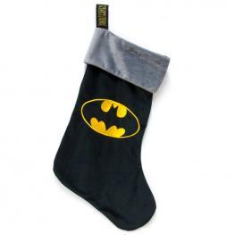 Calcetin Navidad Batman Dc Comics