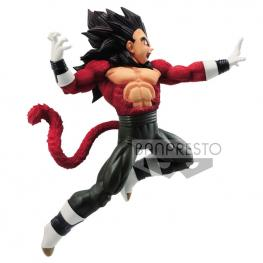 Figura Super Saiyan 4 Vegeta Xeno  9Th Anniversary Super Dragon Ball Heroes 17Cm