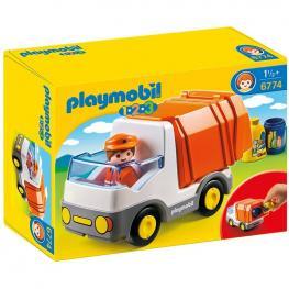 Camion Basura Playmobil 1.2.3
