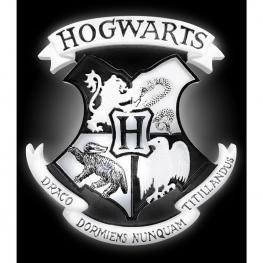 Lampara 3D Hogwarts Harry Potter