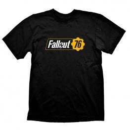 Camiseta 76 Logo Fallout