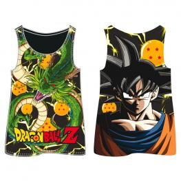 Camiseta Agujeros Dragon Ball Z Adulto
