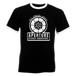 Camiseta Aperture Classic Portal 2
