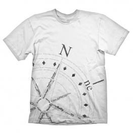 Camiseta Compass Uncharted 4