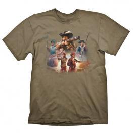 Camiseta Cover Art Europa Universalis IV