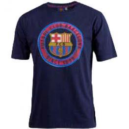 Camiseta Estampada F.C Barcelona Junior