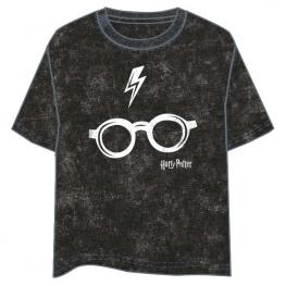 Camiseta Gafas Harry Potter Adulto