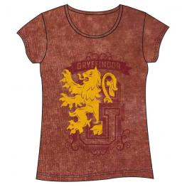 Camiseta Gryffindor Harry Potter Adulto Mujer