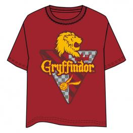 Camiseta Gryffindor Harry Potter Adulto