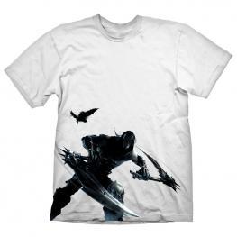 Camiseta Keyart Darksiders