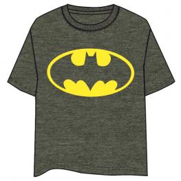 Camiseta Logo Batman Dc Comics Adulto