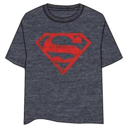 Camiseta Logo Superman Dc Comics Adulto