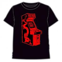 Camiseta Maquina Recreativa Mortal Kombat Adulto