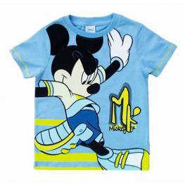 Camiseta Mickey Disney Sky Blue