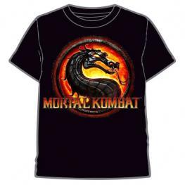 Camiseta Mortal Kombat Adulto
