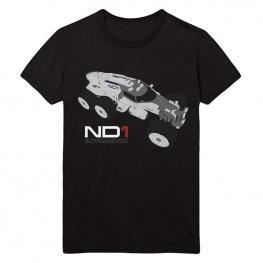 Camiseta Nd1 Mass Effect Andromeda