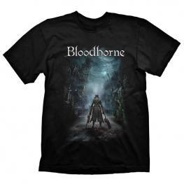 Camiseta Night Street Bloodborne