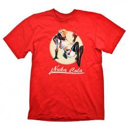 Camiseta Nuka Bombshell Fallout