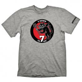 Camiseta Patch Wolfenstein 2